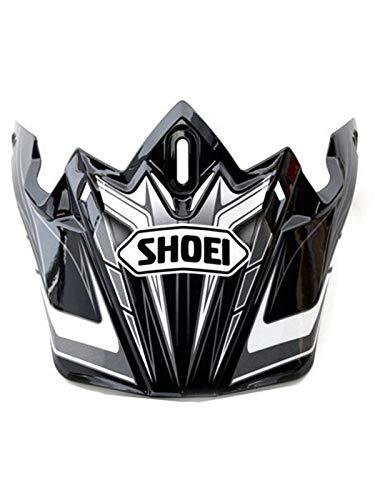 Shoei Grau Vfx-W Malice Tc5 Mx Helm-Visier (One Size, Grau)
