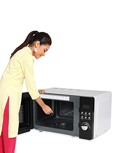 Haier 20 L Convection Microwave Oven (HIL2001CWPH, White)