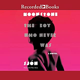 Moonstone: The Boy Who Never Was     A Novel              By:                                                                                                                                 Sjon,                                                                                        Victoria Cribb - translator                               Narrated by:                                                                                                                                 Vikas Adam                      Length: 2 hrs and 6 mins     38 ratings     Overall 3.7