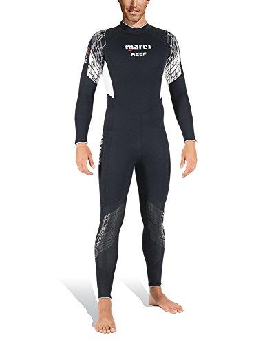 Mares Herren Reef 3mm Wetsuit, Black, S7