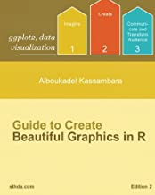 ggplot2: Guide to Create Beautiful Graphics in R: Volume 1 (Data visualization)