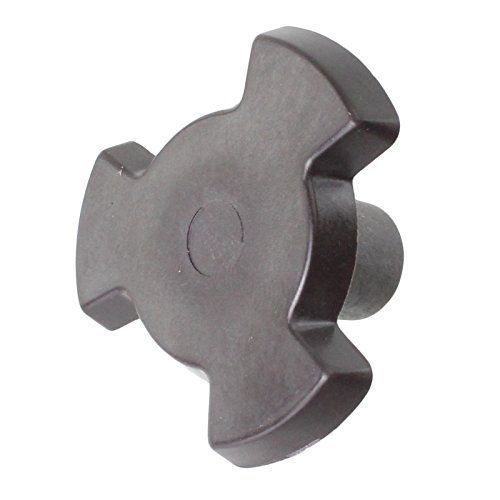 Genuine Samsung Microwave Turntable Coupler Plate Support Drive Cog (20mm Stem) by Samsung