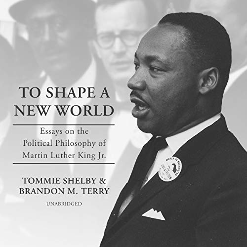 To Shape a New World audiobook cover art