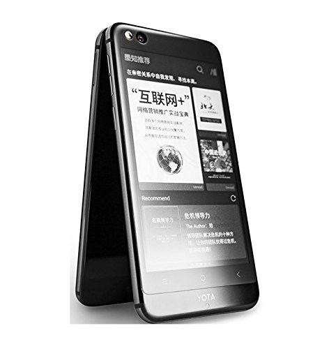 Yota 3 YotaPhone 3 Dual SIM 5.5 inches Android Octa-Core 64GB ROM Fingerprint Smartphone