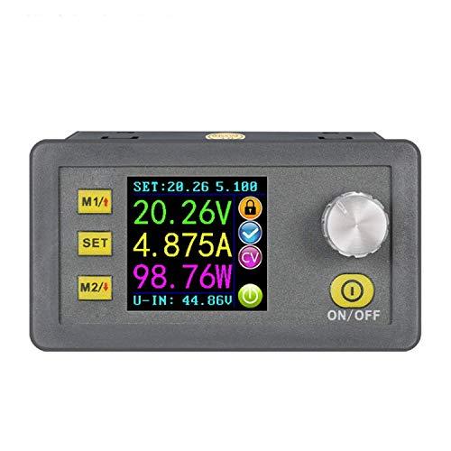 ZHTY Convertisseur LCD Régulateur de Tension réglable DP50V5A Module d'alimentation programmable Powerr Buck Voltmètre Ampèremètre