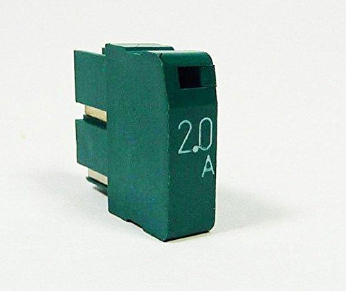 Daito Fusible de alarma MP20 (2A) 2 Amp 125V FANUC