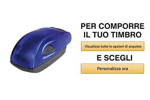 Timbro Personalizzato Tascabile 4 Righe Autoinchiostrante Scegli e Componi Online il Testo Colop Stamp Mouse 20 Dottore Ufficio Scuola Lavoro