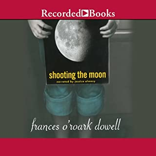 Shooting the Moon audiobook cover art