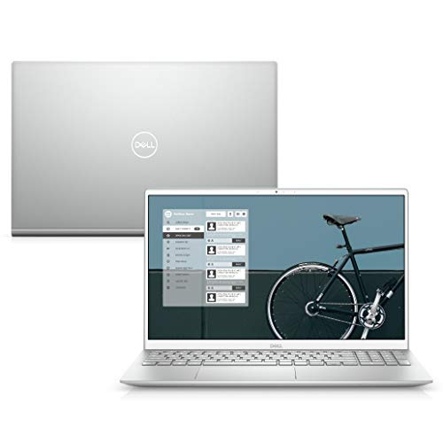"Notebook Ultrafino Dell Inspiron i5502-M40S 15.6"" Full HD 11ª G. Intel Core i7 16GB 512GB SSD NVIDIA GeForce Windows 10"
