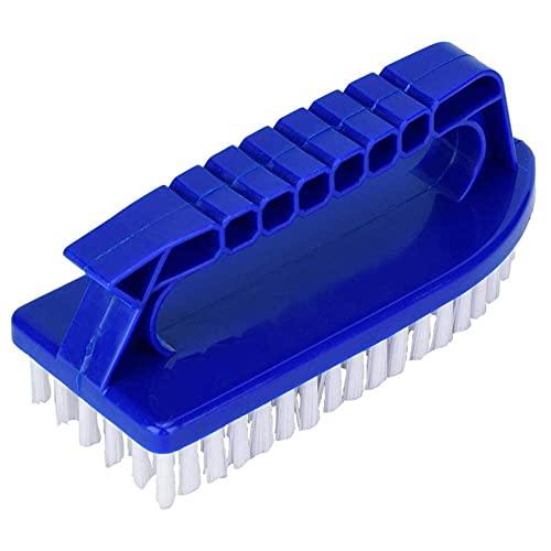 Cepillo de piscina de plástico para suelo de pared, piscina, cepillo de limpieza para piscina, profesional, de plástico, cepillo de limpieza, apto para piscina, bañera y escalones y estanqueidad