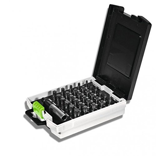 Festool Bit Case Set TX 10-50 / BH-SORT / 31x