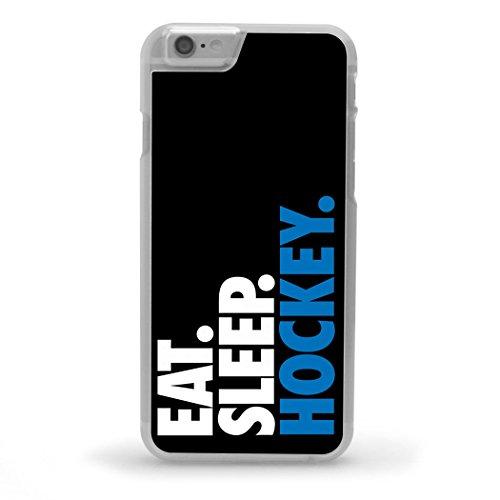Hockey iPhone 7/8 Case | Eat. Sleep. Hockey. | Black