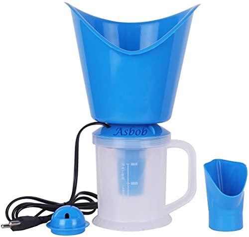 Asbob All in 1 Steam Vaporizer, Nose Steamer, Cough Steamer, Nozzle Inhaler, vaporiser and steamer & vapour machine for corona