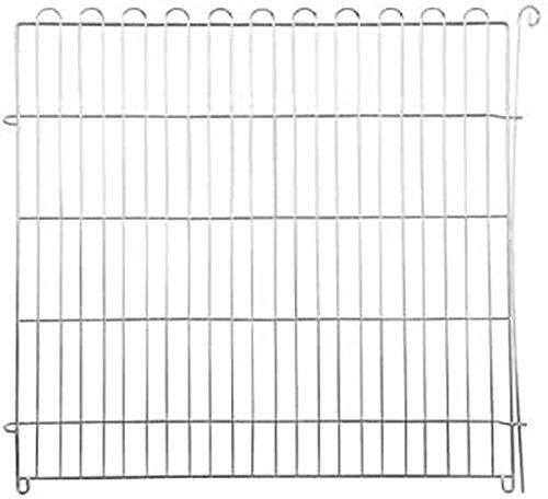 Trixie 6244 natura Gitterelement für Freilaufgehege # 6243, 80 × 75 cm