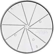 Cuisinart DLC-035TXAMZ Fine Grater Disc, Fits 14-Cup Processor