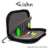 FISHN Blinkertasche – Spoontasche - robuste Tasche für Blinker, Spoons, Spinner und Fliegen -...