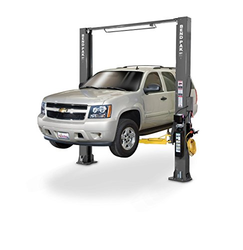 BendPak 2-Post Symmetric Car Lift - 10,000-Lb. Capacity, Model Number XPR-10S