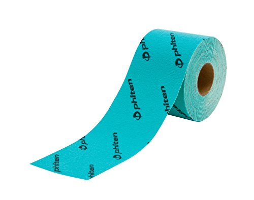 "Phiten X30 Titanium Power Tape Sport 2"" Roll, Turquoise, 2"" X 14.7' -  Optima Life Japan, PU754229"