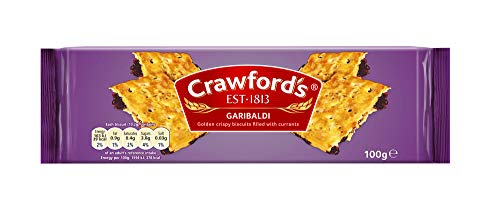 Crawfords Garibaldi Kekse 12x100g