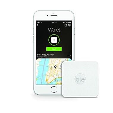 Tile Slim - Phone Finder. Wallet Finder. Anything Finder - 1 Pack