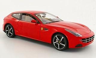 Ferrari FF, rot (Elite), 2011, Modellauto, Fertigmodell, Mattel Elite 1:18