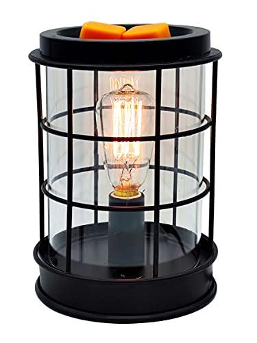YSong NAFANG Edison Wax Warmer Candle Wax Burner Fragrance Warmer,...
