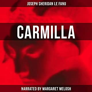 Carmilla audiobook cover art