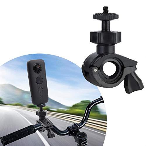 Camera mount camera mount lichtgewicht draagbare fiets 360 graden draaien voor insta360 one x/evo fietsstuur stabilisator bike mount camera mount buitenshuis
