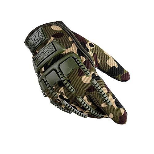 Vollfinger Hard Knuckle Motorrad Militärische Taktische Kampftraining Armee Schießen Outdoor Handschuhe