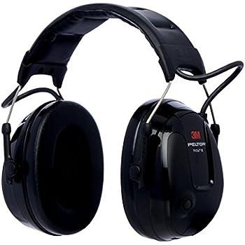 Capacity Standard Volume Black 3M 04054596123182 Peltor Protac III Slim Cap-Mounted Headset
