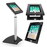Pyle PSPADLK55 Tamper-Proof Anti-Theft iPad Kiosk Safe Security Public...