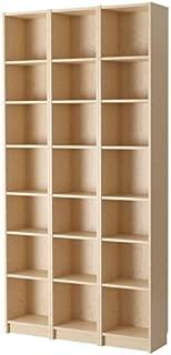 Ikea Bookcase, birch veneer 2202.81111.3838