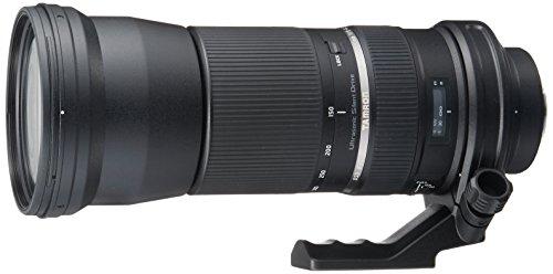Tamron SP 150-600 MM F/5-6,3 Di USD - Objetivo para Sony/Minolta (Distancia Focal 150-600mm, Apertura f/5-6.3, diámetro: 95mm) Color Negro - Incluye Parasol y Montura para trípode
