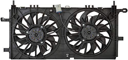 Spectra Premium CF12098 Cooling Fan Assembly