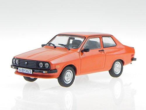 Dacia 1410 Sport rot DDR Ostalgie Modellauto in Vitrine 1:43