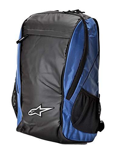 Alpinestars Lite Back Pack - Zaino da moto, 20 litri, colore: Nero/Blu NUOVO !