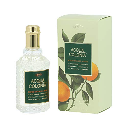 4711 4711 acqua colonia blood orange & basil eau de cologne 50 ml unisex
