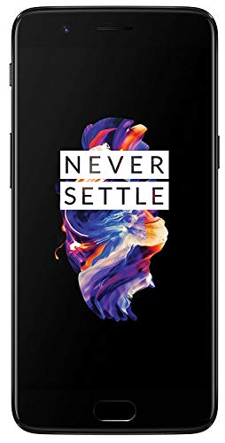 OnePlus 5 A5000 8GB RAM / 128GB Midnight Black Factory Unlocked USA Version (Renewed)