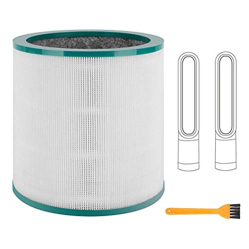 bobotron Air Filter for Tp00 Tp02 Tp03 Tower Air Purifier Pure Cool Linkage