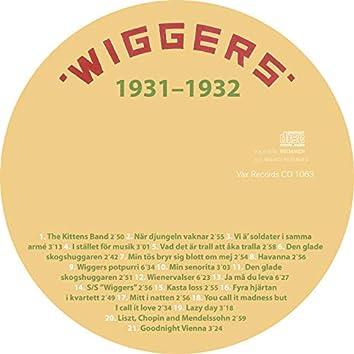 Den kompletta Wiggers 1931-1932