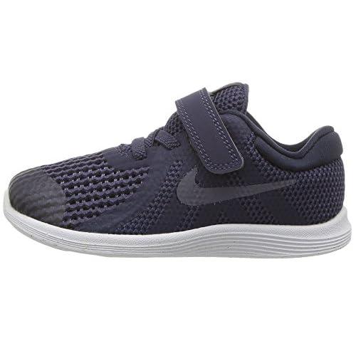 Nike Revolution 4 (TDV), Scarpe Running Bambino, Blu (Neutral Indigo/Light Carbon-Obsidian 501), Numeric_23_Point_5 EU