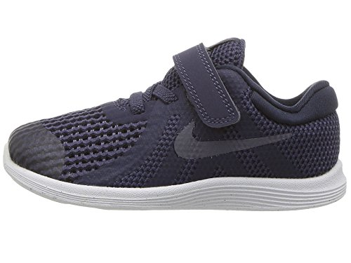Nike Revolution 4 (TDV), Scarpe Running Bambino, Blu (Neutral Indigo/Light Carbon-Obsidian 501), Numeric_23_Point_5 EU
