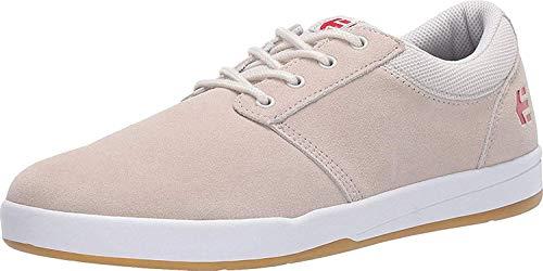 Etnies Score White White Gum Herren_Skaterschuhe, Schuhgröße:EU 45.0/11.0 US / 10.0 UK