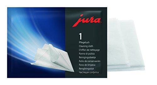 Jura 62826 Pflegetücher, Packung mit 5 Tüchern