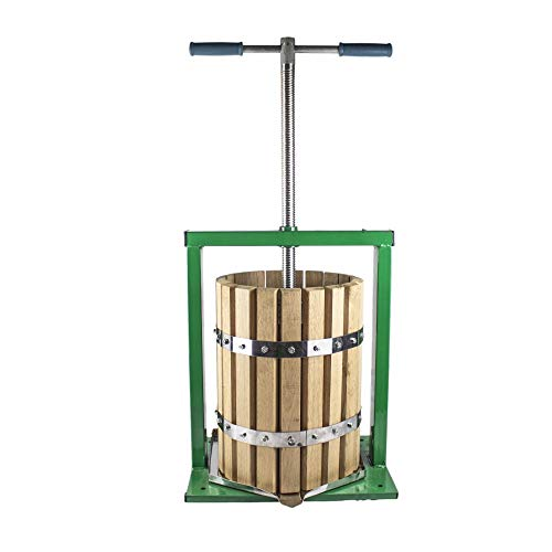 Wollen Tsm 20 Fruitpers, 20 Liter, aus Holz gemacht