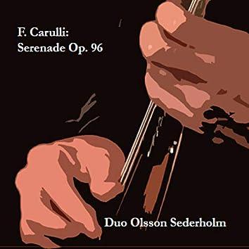 F. Carulli: Serenade, Op. 96