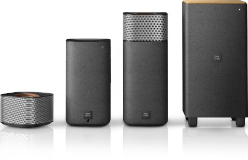Philips Fidelio E5 Altoparlanti Wireless con...