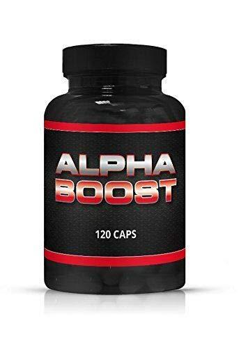 Alpha Boost Der Testo Booster für den Muskelaufbau Alpha Booster Testosteron