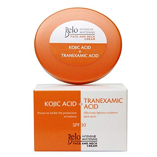 Belo Essentials Face and Neck Cream with SPF 30, 50g