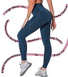 Zoom IMG-1 kiwi rata leggings sportivi donna